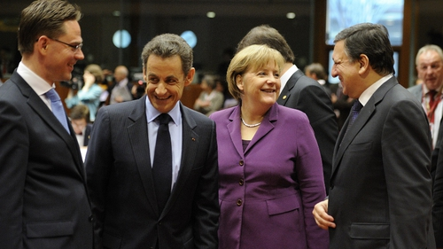10 hours of euro zone debt crisis talks