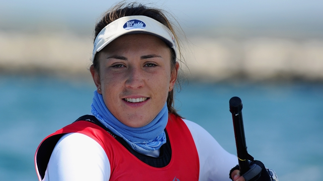 Annalise Murphy - Continues her good form Down Under