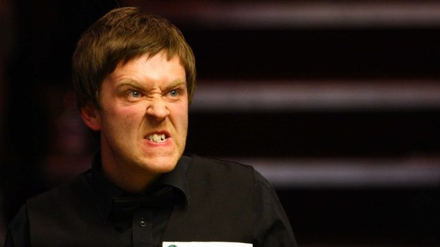 Ricky Walden  claimed a long overdue win at the Crucible