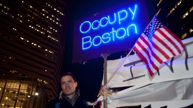 The Boston protest lasted two-and-a-half months