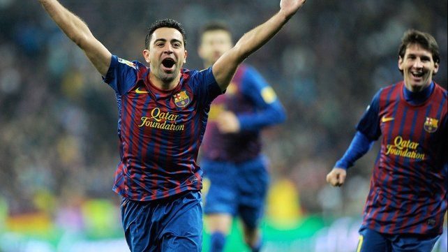 Barcelona are eager to hold onto Xavi