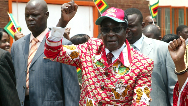 President Robert Mugabe's rule looks set to continue after his ZANU-PF party claimed victory in Zimbabwe election