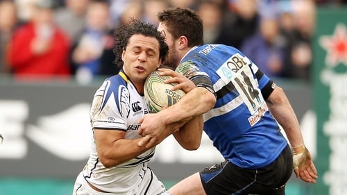 Isa Nacewa returns to the Leinster team