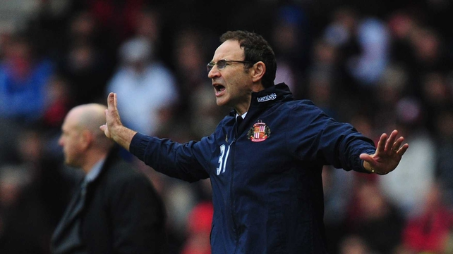 Martin O'Neill managed Aston Villa, Celtic and Leicester before Villa