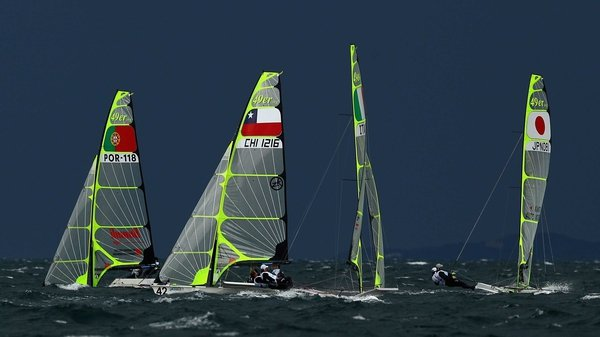 Ireland have qualified for the 49er class at the London Olympics