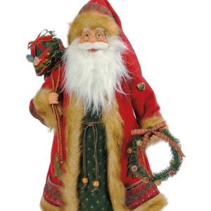 Standing Santa, Heatons €15