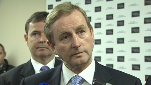 Taoiseach says great deal of technical and legal work remains