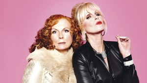 Jennifer Saunders and Joanna Lumley as Eddy and Patsy in Absolutely Fabulous