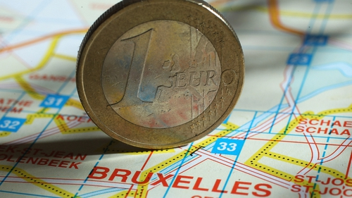 Economic growth in the euro zone would slow this year to 1.2% from 1.9% in 2018, the latest predictions from the European Commission suggest