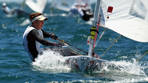 Annalise Murphy came sixth in the World Sailing Championships
