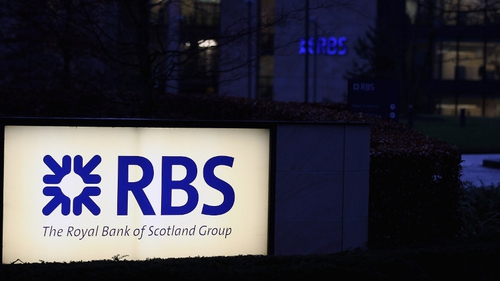 RBS, which owns Ulster Bank here, saw bottom line profit fall 12.5% to €819 million in the three months to 31 March