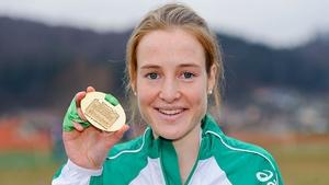 Fionnuala Britton: 3000m steeplechase, 10000m, 5000m