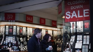 High street shops have suffered as online retail picks up