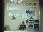 Progressive Democrats campaign office.