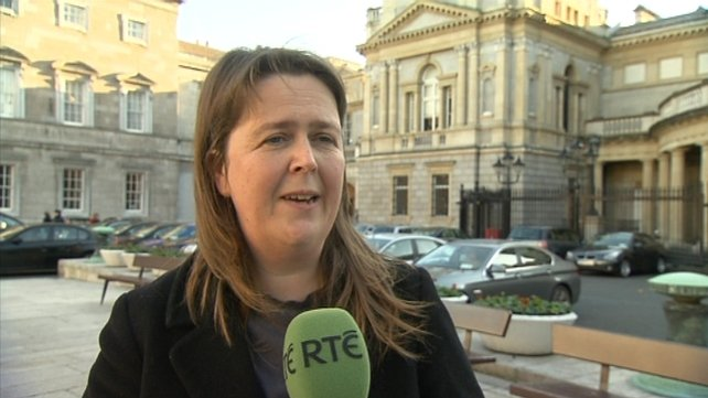 Labour TD Joanna Tuffy said the bill was flawed and she wondered if women ministers would really go on maternity leave in the event of having a child