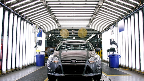 Ford's job cuts are part of a wave of cost reductions in an auto industry facing stagnant demand