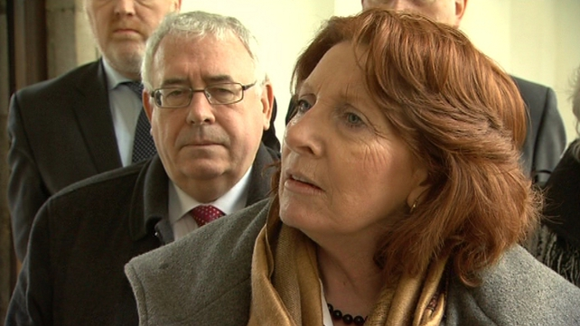 Minister of State Kathleen Lynch said the co-operation of the religious orders will be necessary