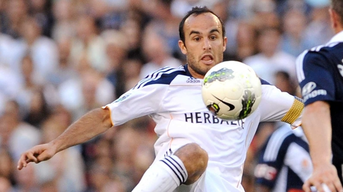 Landon Donovan will be a Toffee in 2012