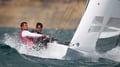 Irish sailors in contention in Hyeres