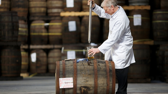 Cooley Distillery was bought by Beam in 2012. Beam is now being taken over by Japan's Suntory.