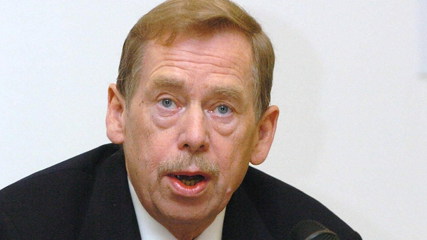 Former Czech president Vaclav Havel has died at the age of 75