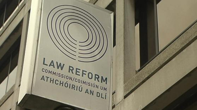 The Law Reform Commission is making 19 proposals on missing people