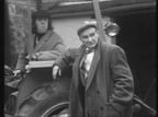 Benjy Riordan (Tom Hickey) and Battie Brennan (Frank O'Donovoan) in an epsiode of 'The Riordans'.