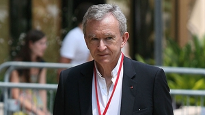 LVMH's billionaire boss Bernard Arnault said the company was confident about 2019