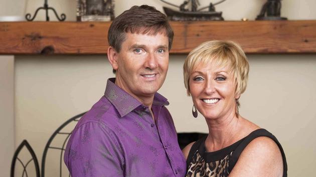 Daniel O'Donnell and his wife Majella
