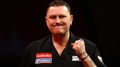 Painter silences Monk in Ally Pally