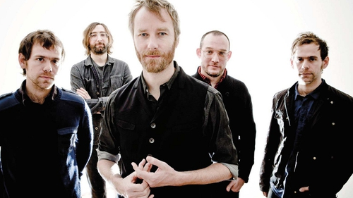 THe National finally return to Cork