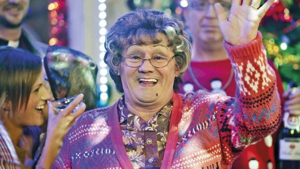 You've done it again Mrs Brown!