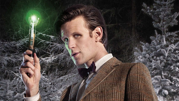 Matt Smith made his penultimate apperance as The Doctor last night