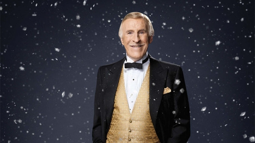 Bruce Forsyth: his ashes laid to rest in his favourite public space