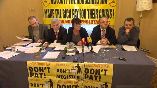 Group of TDs and campaigners in call to boycott property tax
