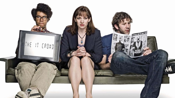 The IT Crowd: back for one final episode