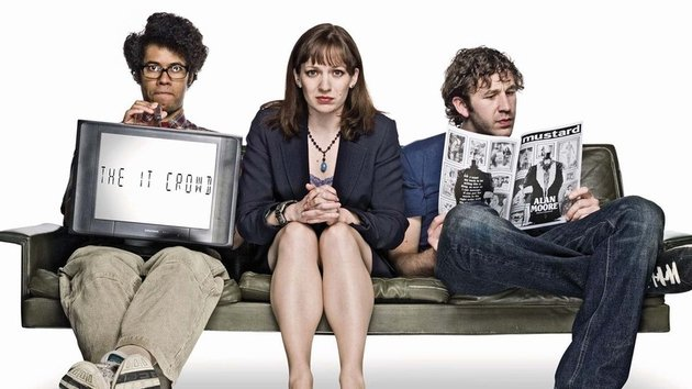 IT Crowd to film 40-minute finale