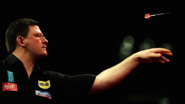 James Wade - Machine-like in his ruthless dismissal of former BDO World Champion Jelle Klaasen