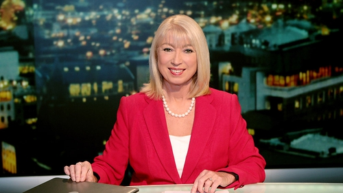 Anne Doyle has read the news to us for 33 years