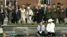 Nine News: British Queen recalls historic visit to Ireland