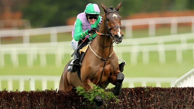 Hidden Cyclone is likely to step up in trip for the Lexus Chase over the Festive period