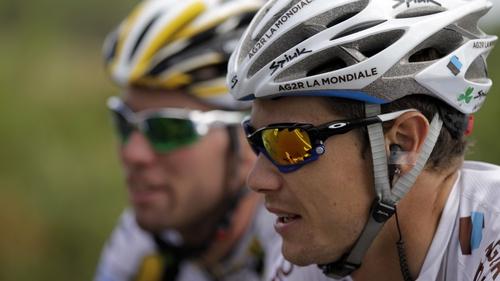 Nicolas Roche: road race