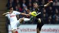 Swansea City 1-1 Tottenham Hotspur