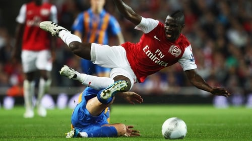 Emmanuel Frimpong is in the dock over twitter comments