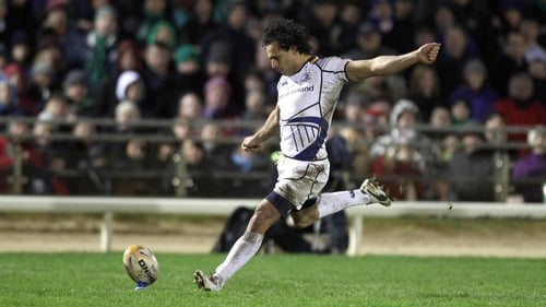 Nacewa's accuracy saw Leinster emerge victorious