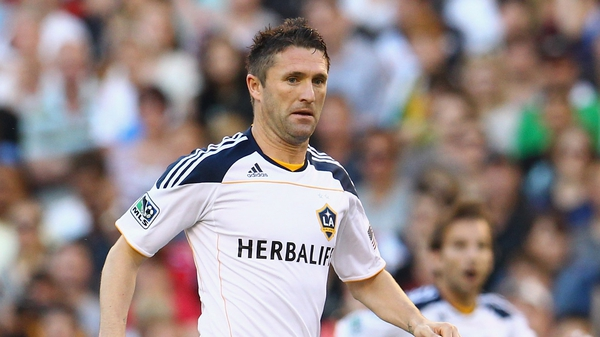 Robbie Keane could be set for a short-term move to the Premier League