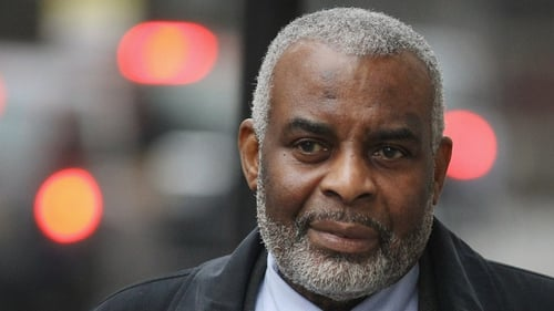 Neville Lawrence cried when the verdict was read out