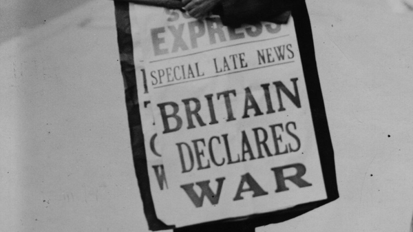 Around 5,000 Irish soldiers joined the British army during WW2