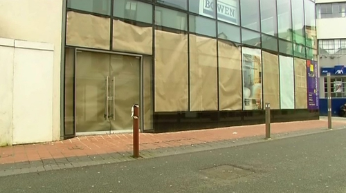 The Occupy Cork movement says it plans to offer financial and legal advice to the public from the building
