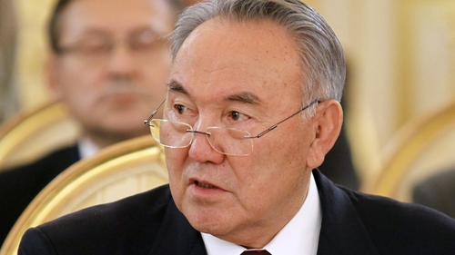 The unrest has dealt a blow to Kazakhstan's image of stability
